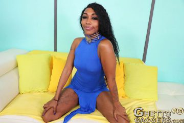 Ghetto Gaggers Tamed Black Milf